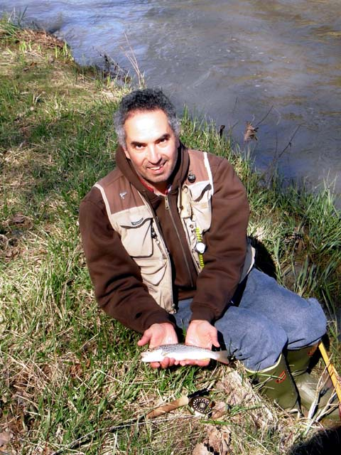 Onondaga Creek Trout